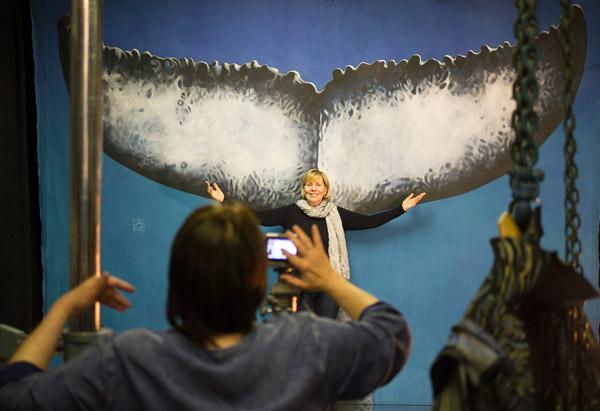 Malvina et la queue de la baleine