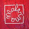 Logo Signature de Malvina peintre, artiste peintre sous marin
