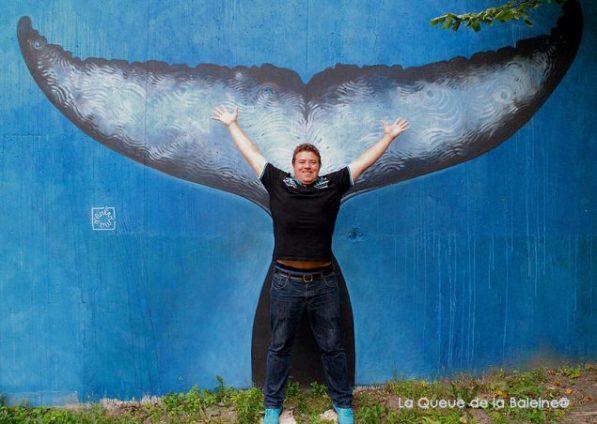 15 Frédéric Lhotellier au 91 à Bagnolet devant La Queue de la Baleine