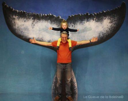 299 Thomas Vidal Pessel avec La Queue de la Baleine aux Portes Ouvertes des Ateliers d'Artistes de Montreuil.