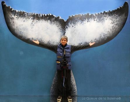 Serge Briez, Photographe et skipper de Thera Explorer.