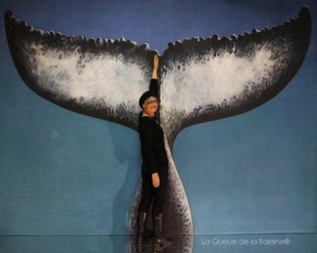 389 Helene Turck devant La Queue de la Baleine.