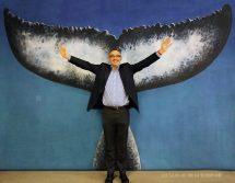 Etienne Rochette Castel avec La Queue de la Baleine