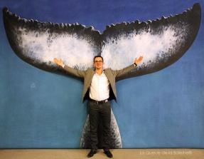 Eric Torcol avec La Queue de la Baleine