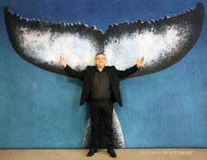 Laurent Liehn avec La Queue de la Baleine