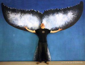 Konte Rast avec La Queue de la Baleine