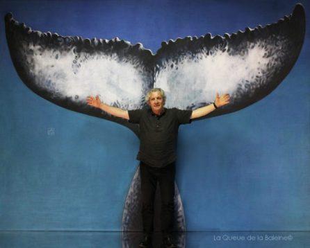 Marc avec La Queue de la Baleine