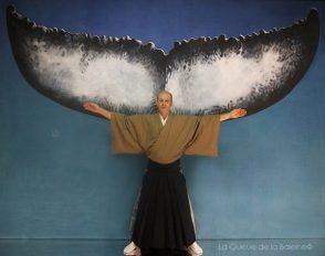 Bruno Lenrouilly avec La Queue de la Baleine