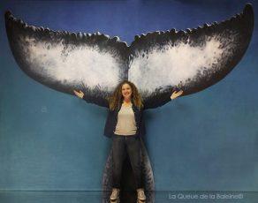 Riva Gherchanoc avec La Queue de la Baleine