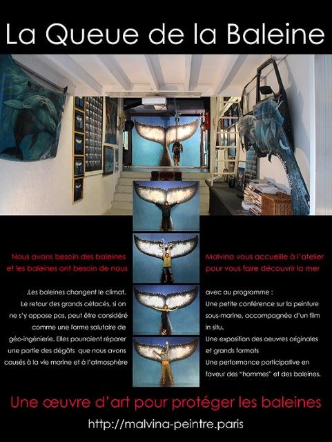 Affiche Performance atelier