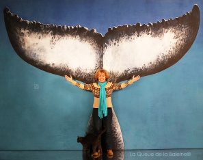 Marine avec La Queue de la Baleine.