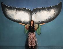 Rizza avec La Queue de la Baleine