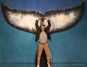 Choufi avec La Queue de la Baleine